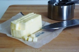 cube the butter