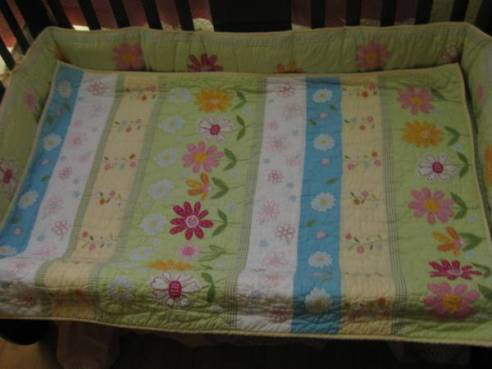 12 Daisy Garden Bedding Set