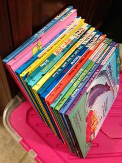 21 Set of Dr. Seuss Books
