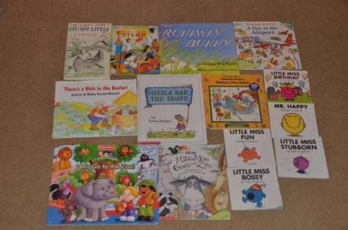 22 Set of Children's Books