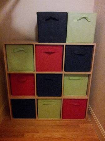 24 Kids Storage Bins