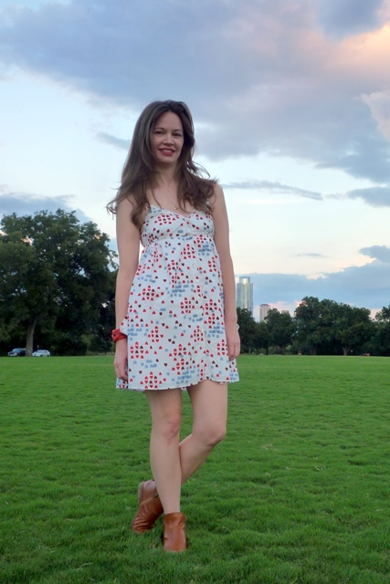 Amy in Zilker 1