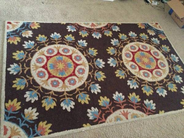 Bloom Wool Rug