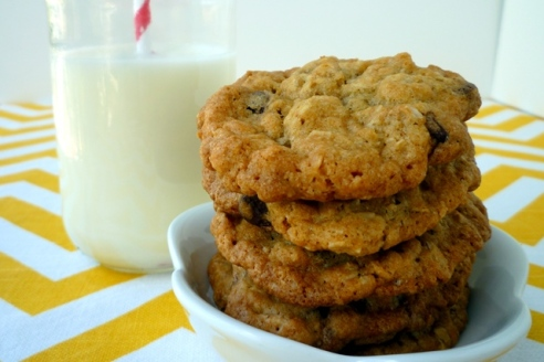 Coconut Oatmeal Chocolate Chip Cookies6