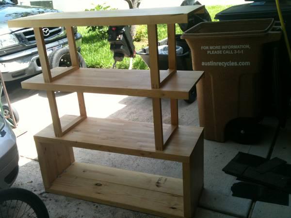 13 Wooden Shelves
