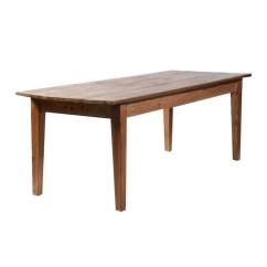 Antique Pine Farm Table