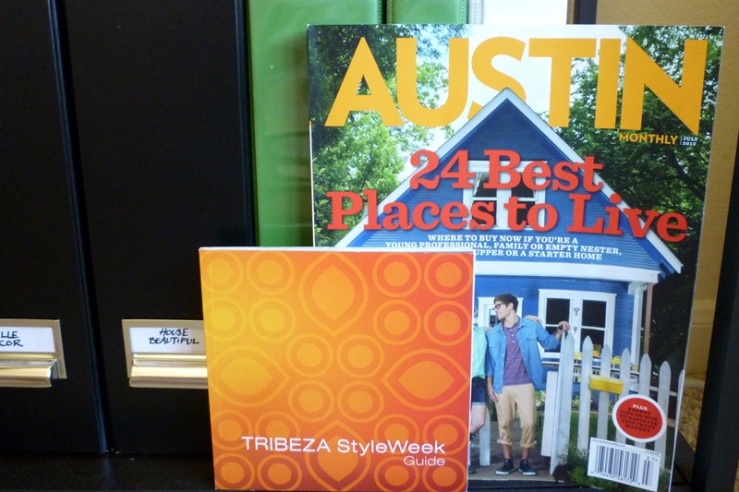 Austin Monthly and Tribeza
