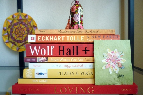 Books and the Tiny Collage