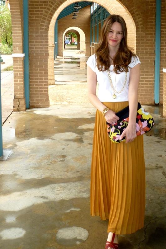 Maxi Skirt 1