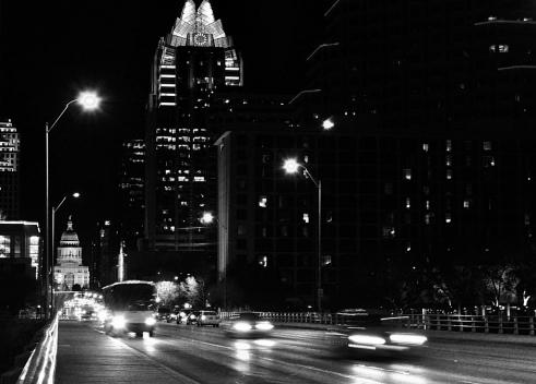 Downtown Austin by Davidlohr Bueso