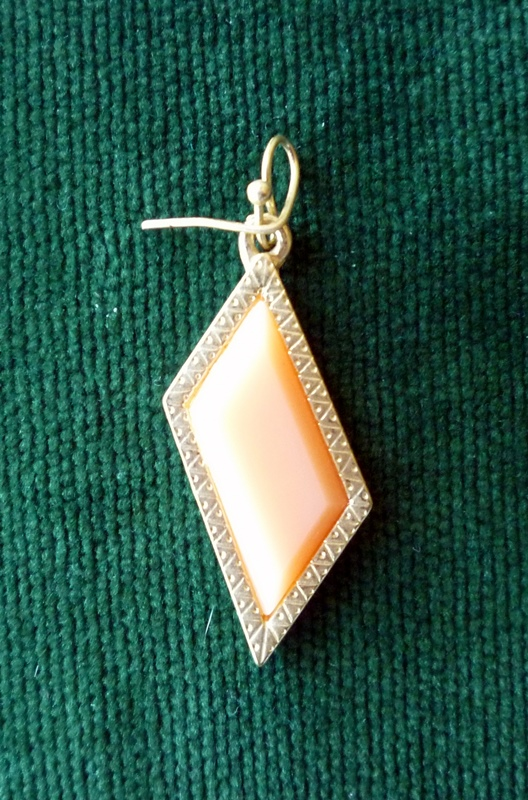 Earring to Pendant Step 2