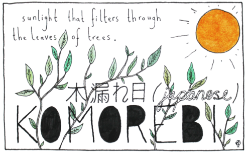 Komorebi by Maptia