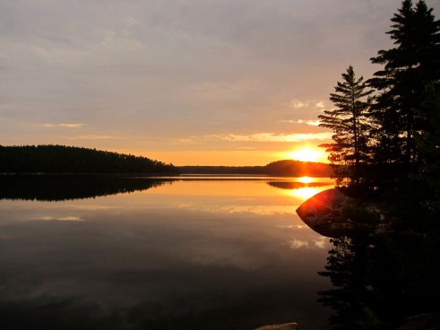 """Quetico Provincial Park June 2012"" by Joe Strupek"