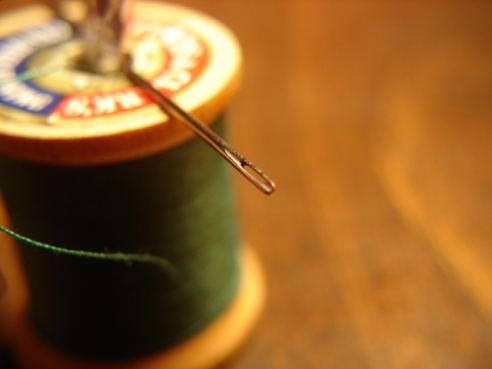 """""""Coat's and Clark's Thread"""" by Andy Melton"""