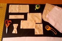 Handbag pieces